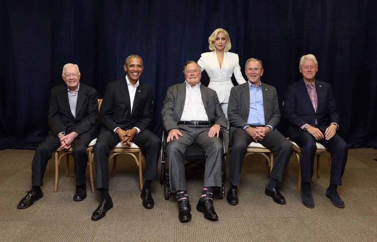 Gaga presidents