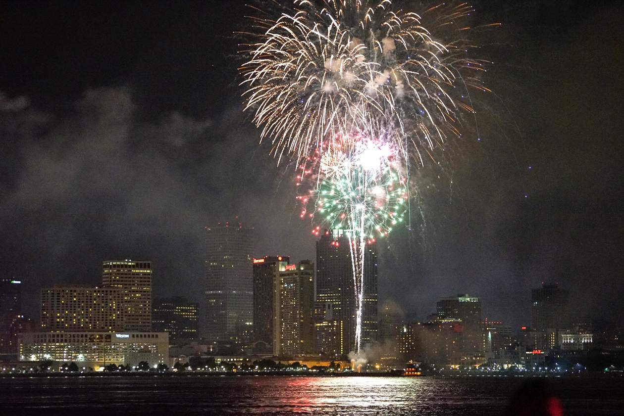 new orleans new years
