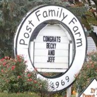 post family farm michigan
