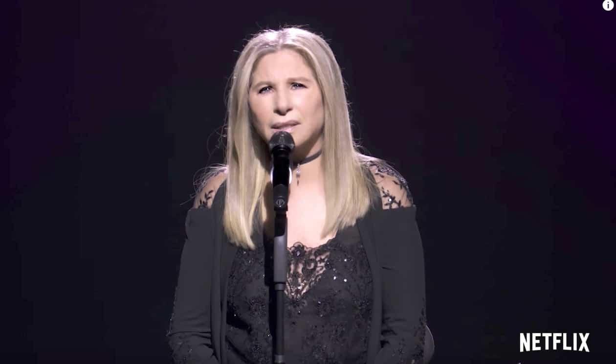 Barbra Streisand move to canada