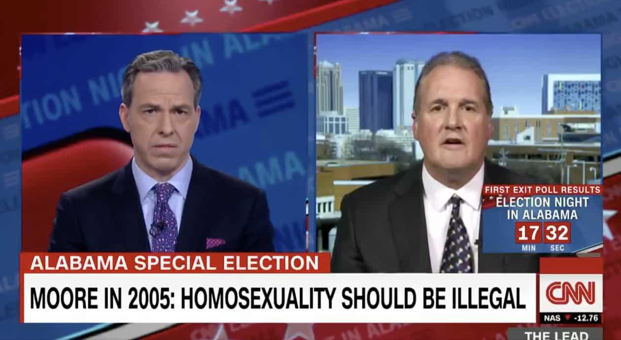 Roy Moore spokesman