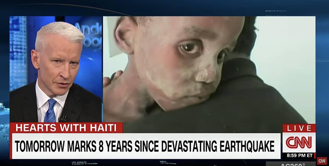 Haiti Anderson Cooper
