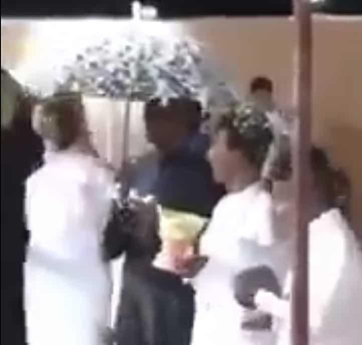 Saudi Arabia gay wedding