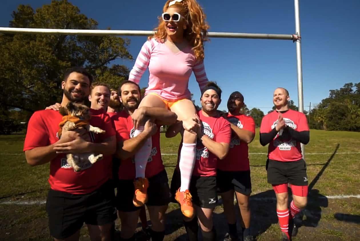 Varla Jean Merman rugby