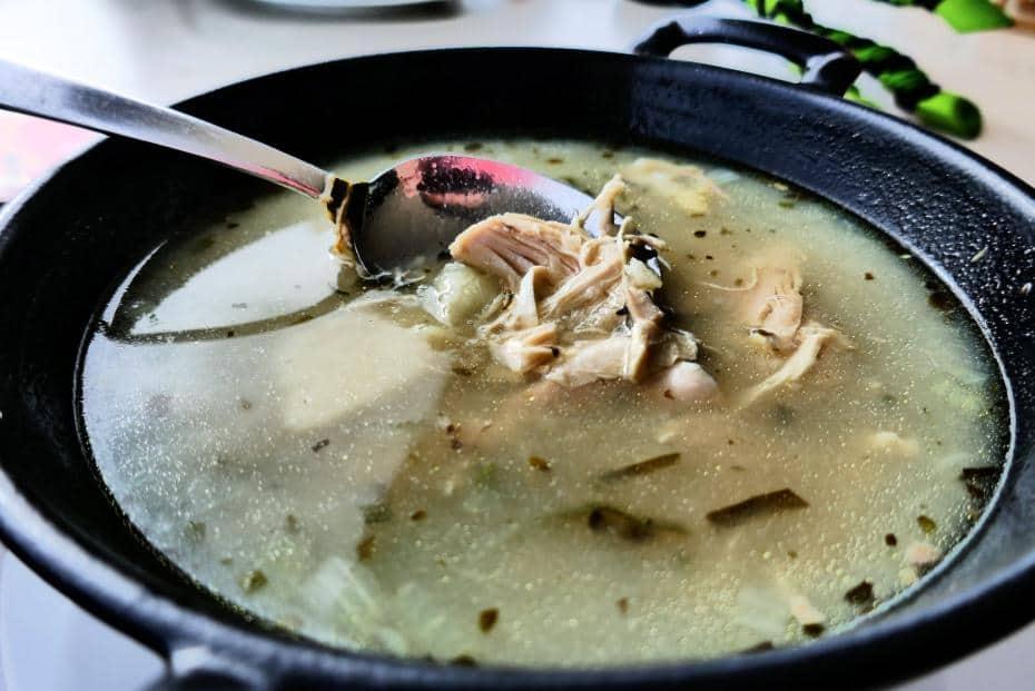 Sancocho food Panama