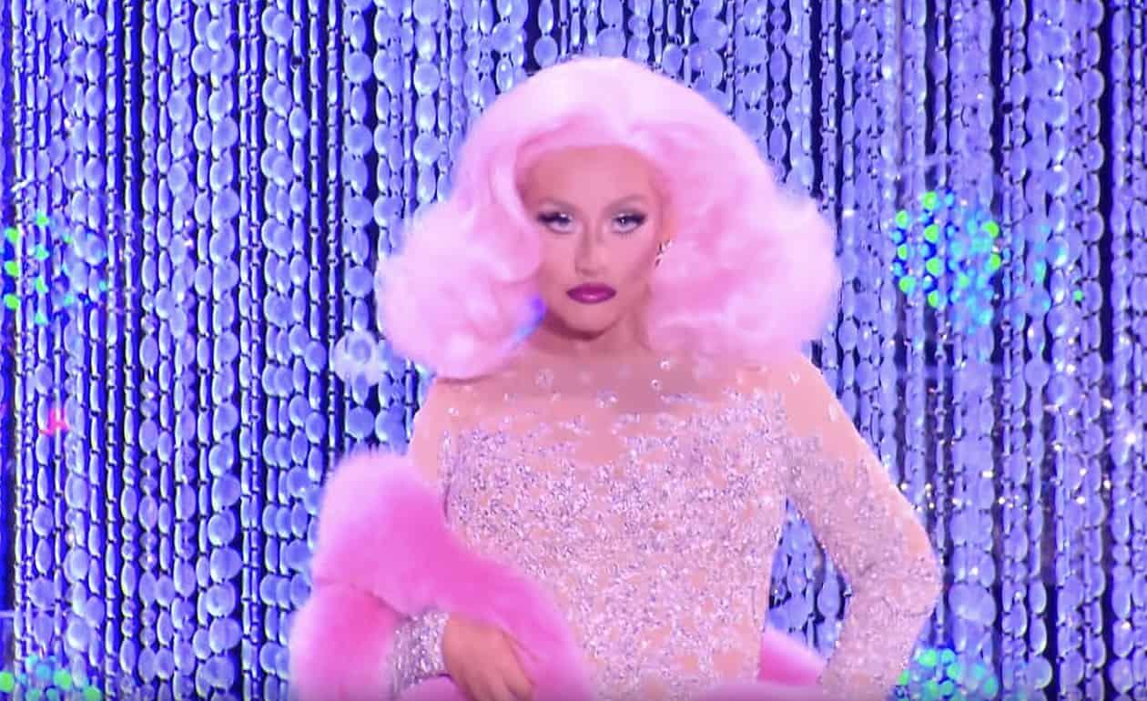 Christina Aguilera drag race season 10
