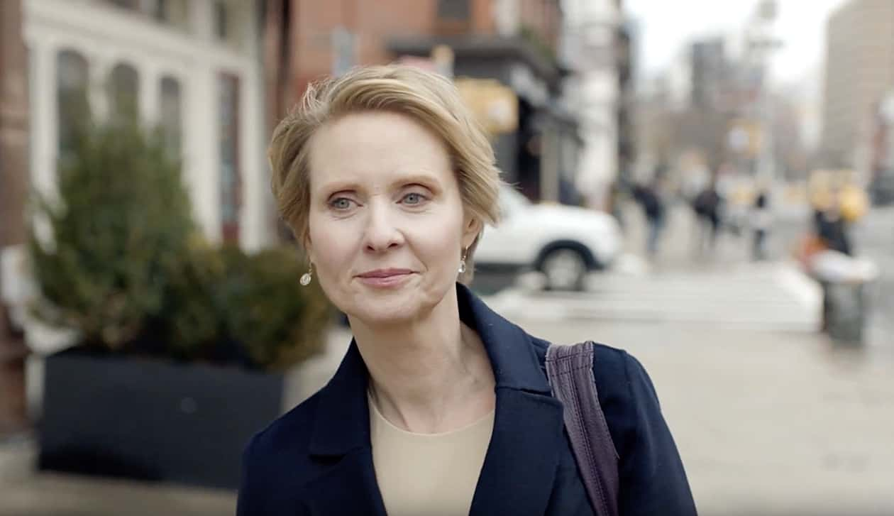 Is cynthia nixon gay