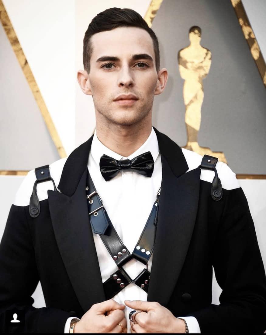 adam rippon harness