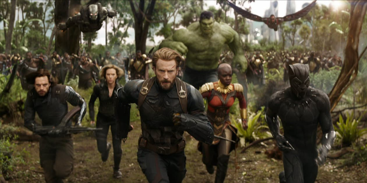 The World's #1 Movie: 'Avengers: Infinity War' - REVIEW - Towleroad