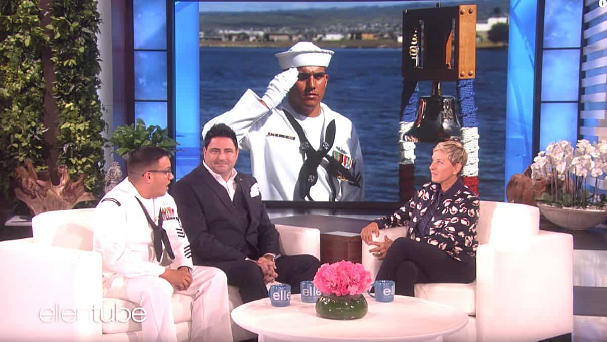 navy spouse of the year