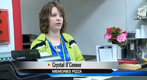 Memories Pizza