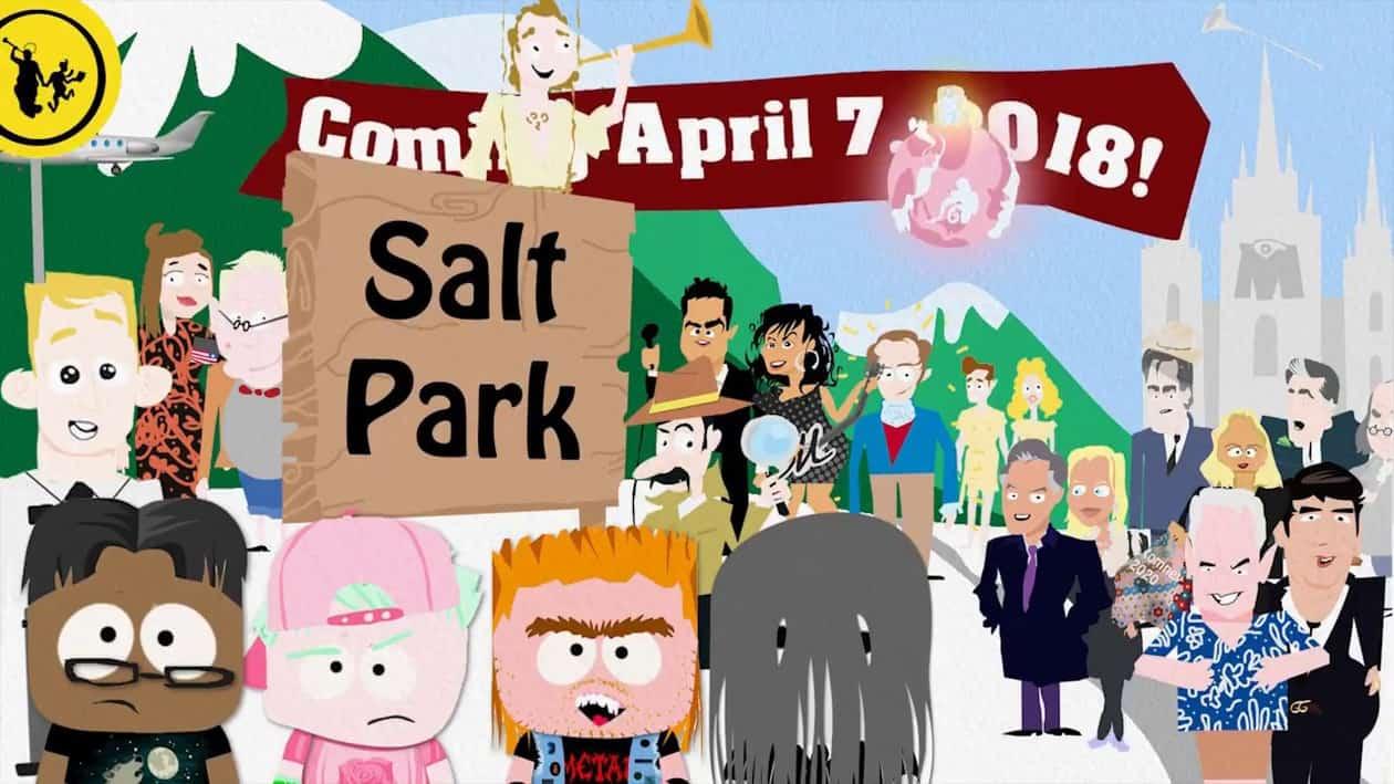 salt park