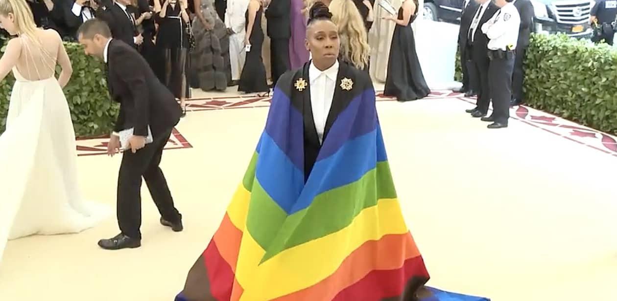 Lena Waithe rainbow