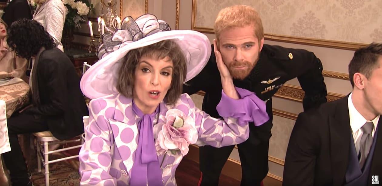 snl royal wedding