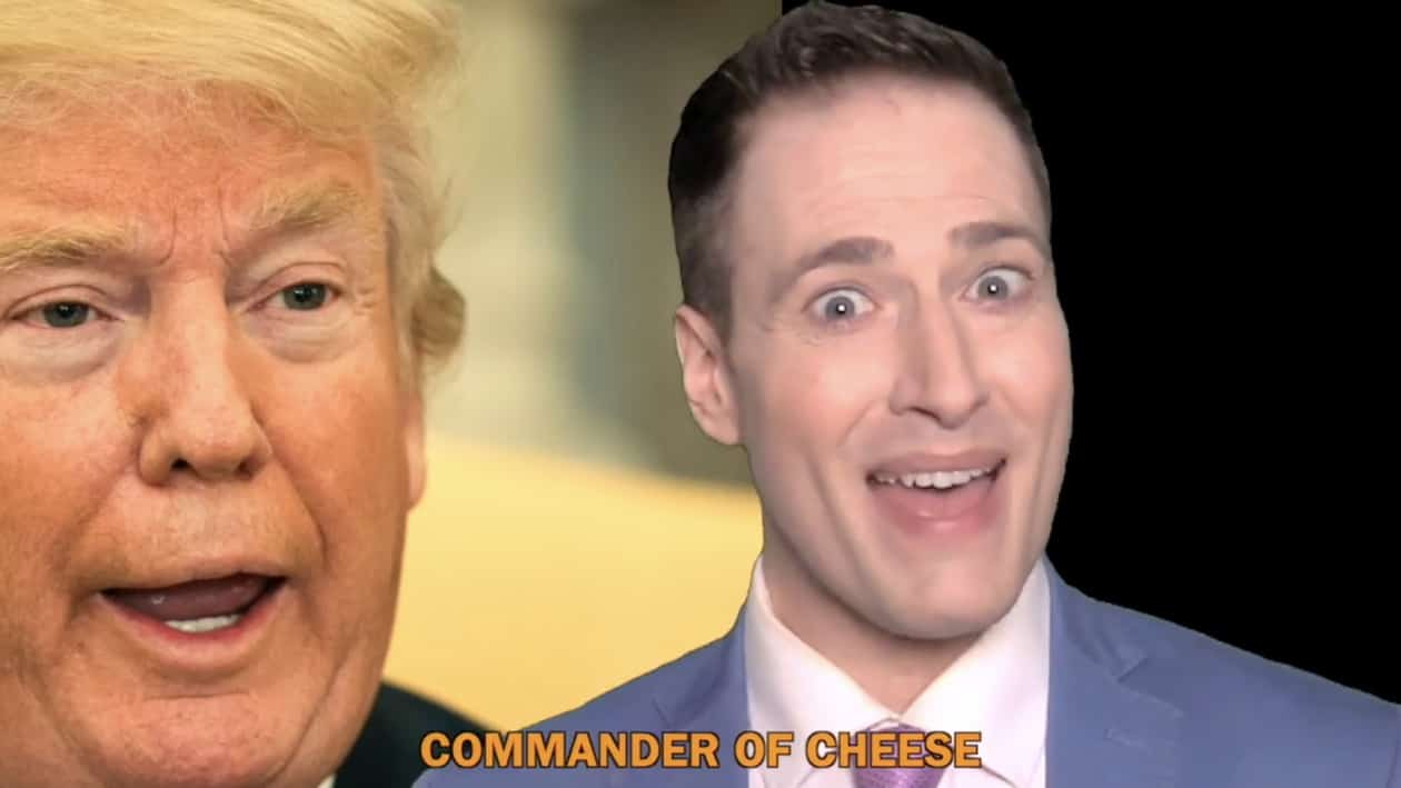 commander of cheese