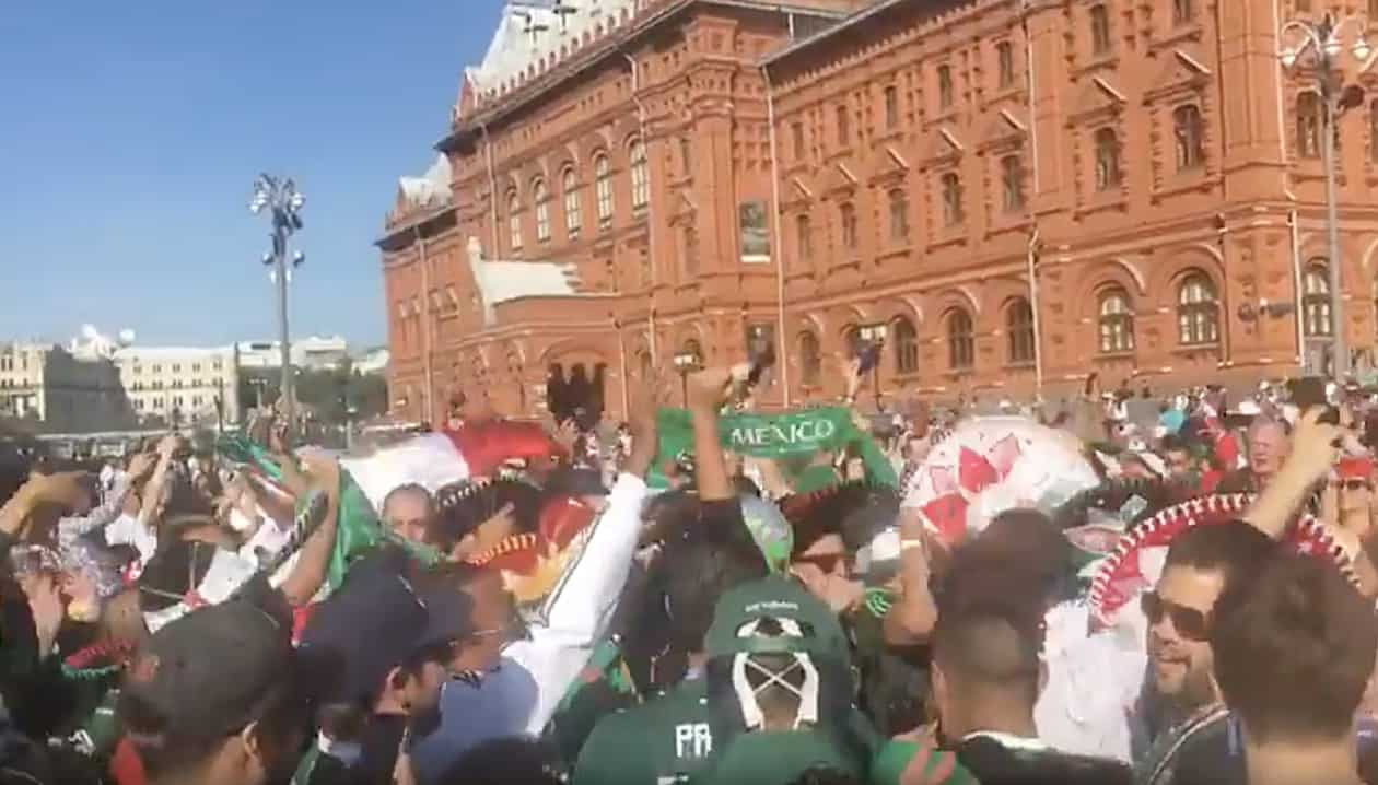 anti-gay chant mexico