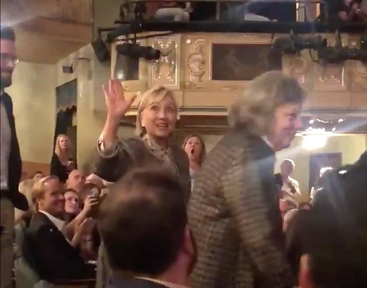 Hillary Clinton Hello Dolly
