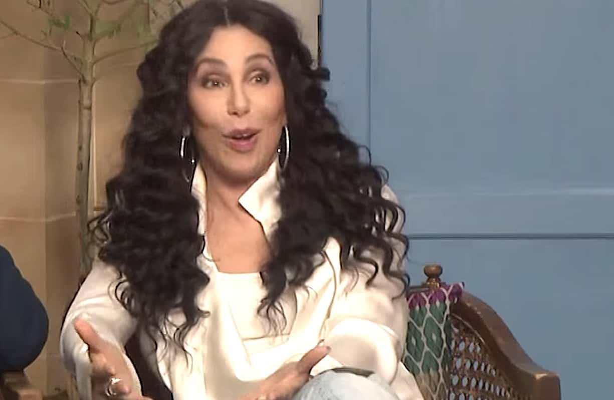 Cher gay men