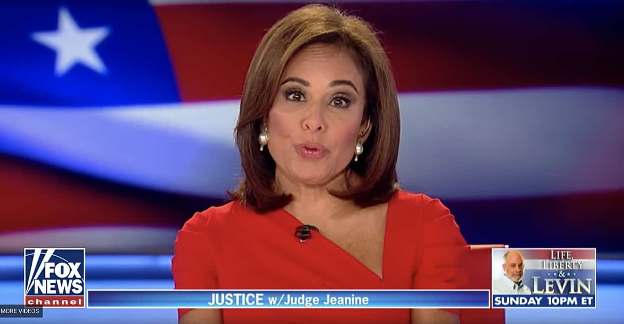 jeanine pirro view