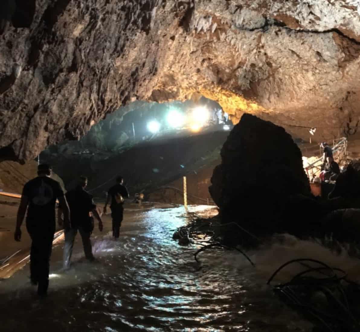 thai cave