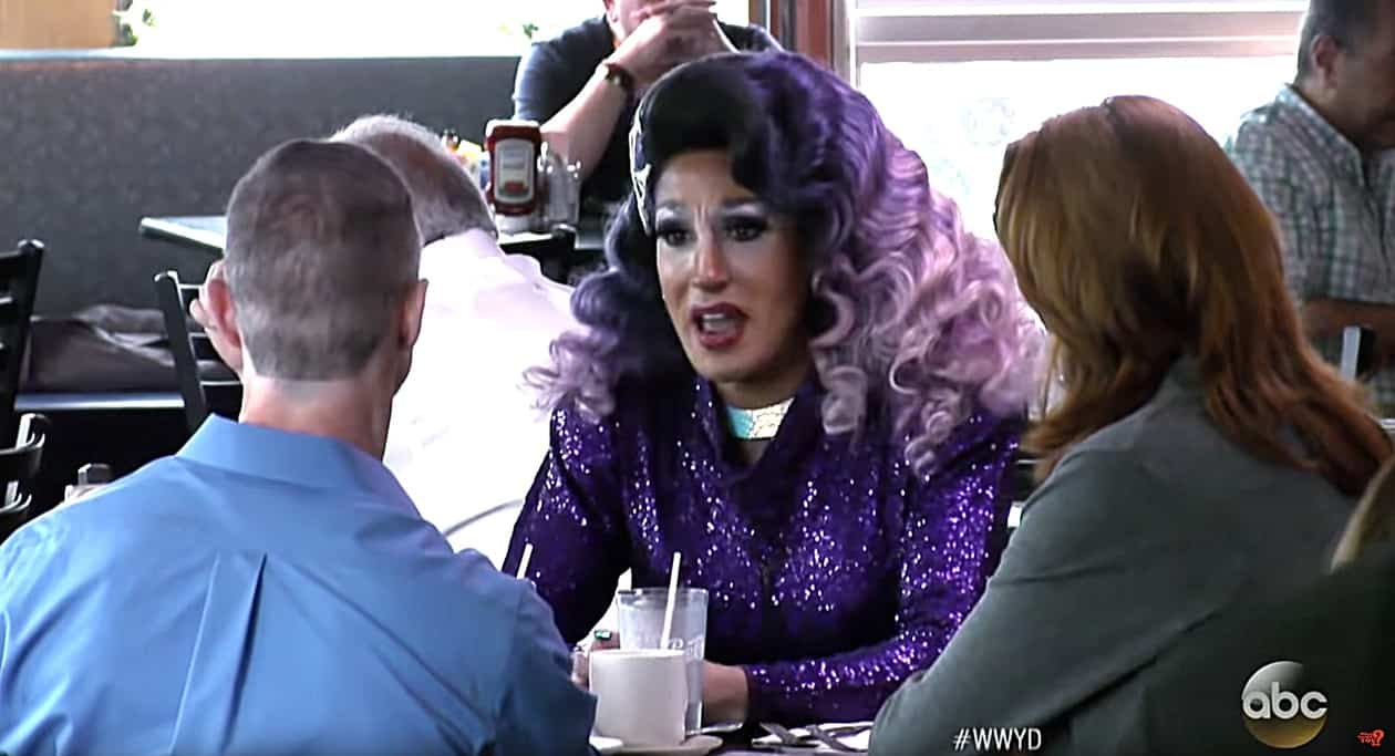 what would you do drag queen