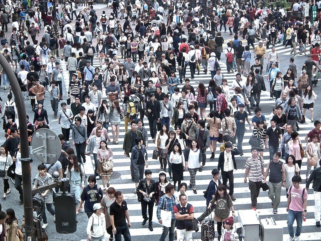 Best things to do in Tokyo Shibuya crossing
