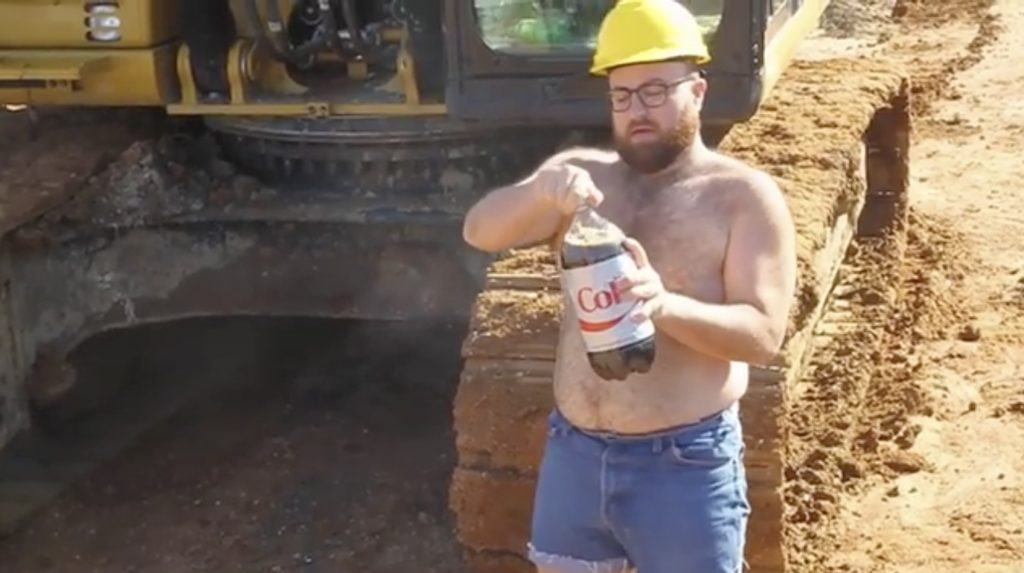 big dipper diet coke break