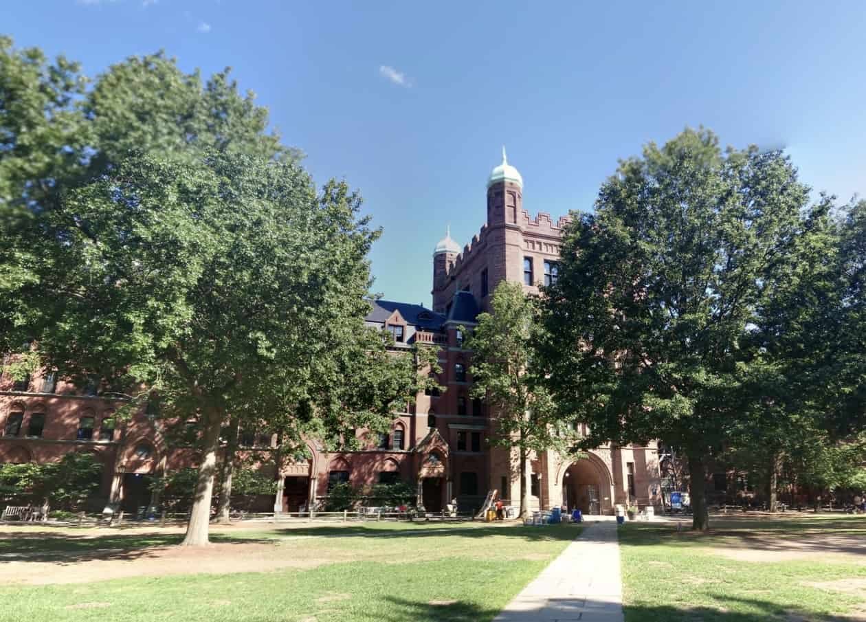 LAwrance Hall Yale