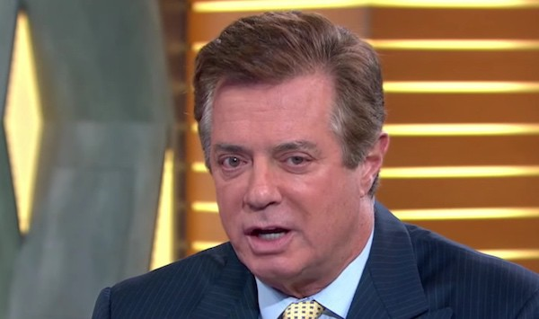 Paul Manafort breached