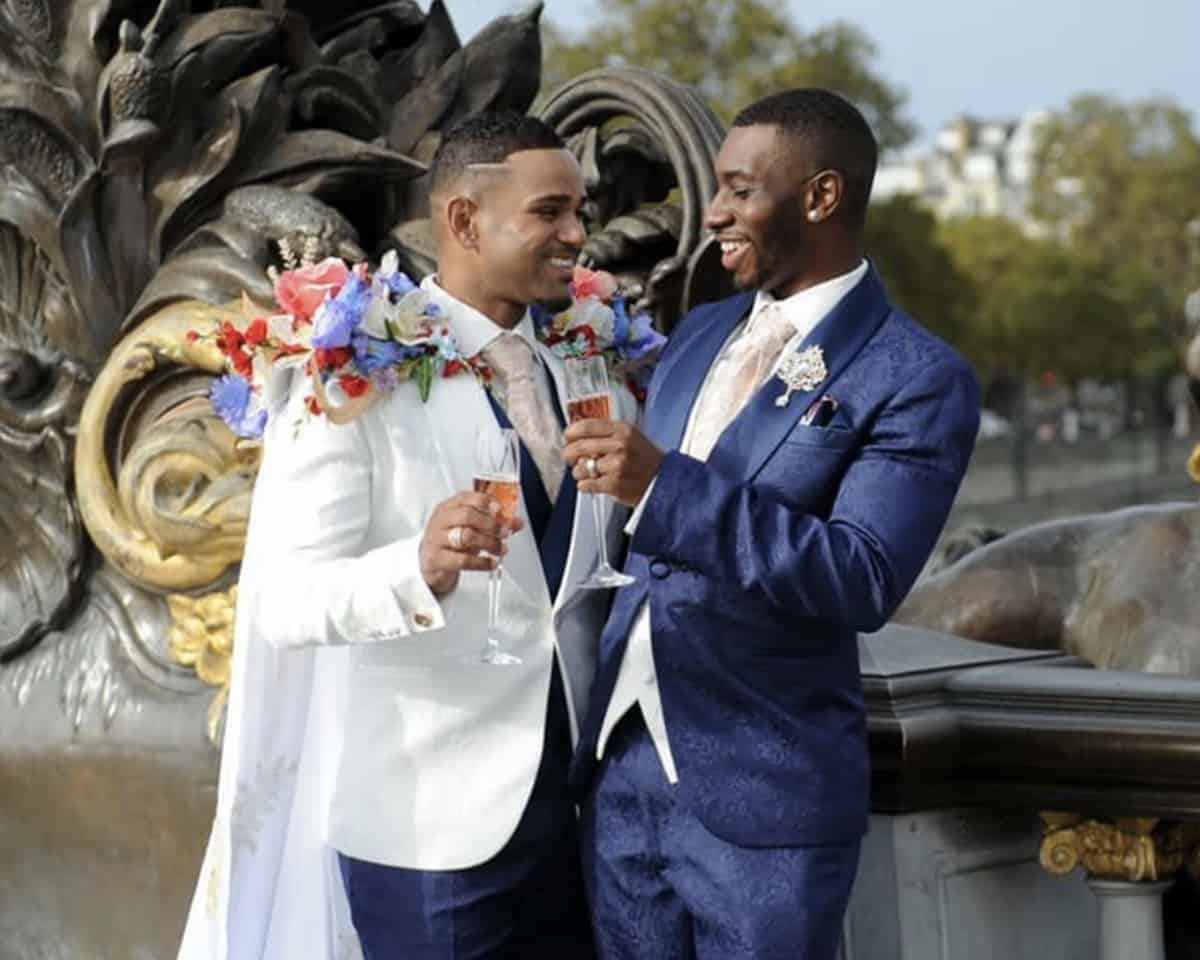 gay paris wedding