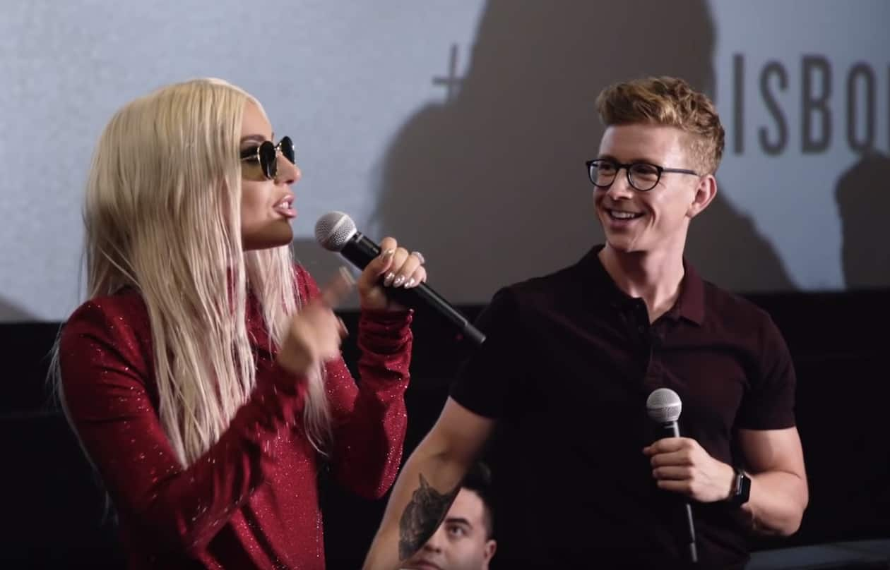 Lady Gaga Tyler Oakley