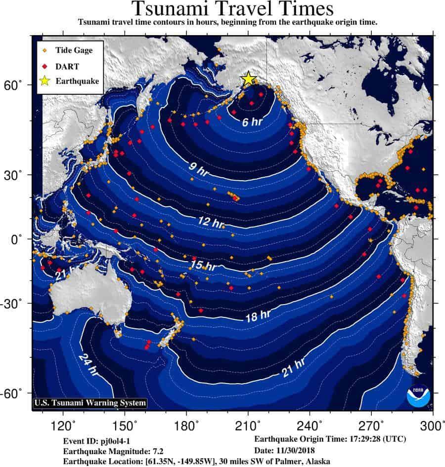 anchorage earthquake