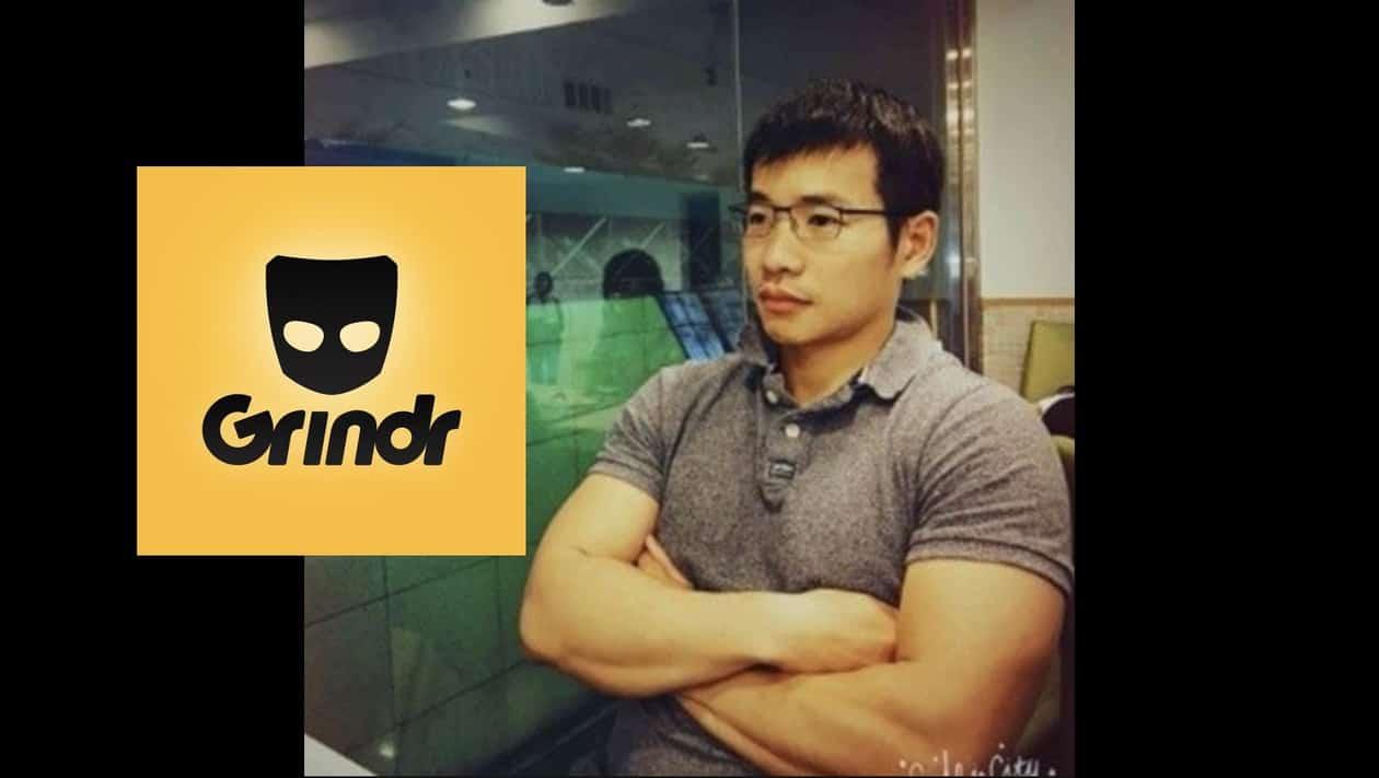 Scott Chen Grindr same-sex marriage