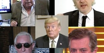 collusion Roger Stone Jerome Corsi Donald Trump Paul Manafort
