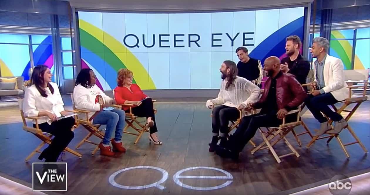 queer eye view