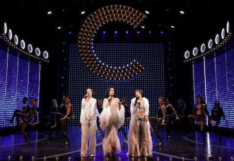 cher show review