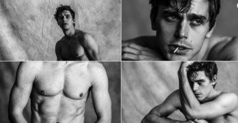 Antoni Porowski underwear Damon Baker