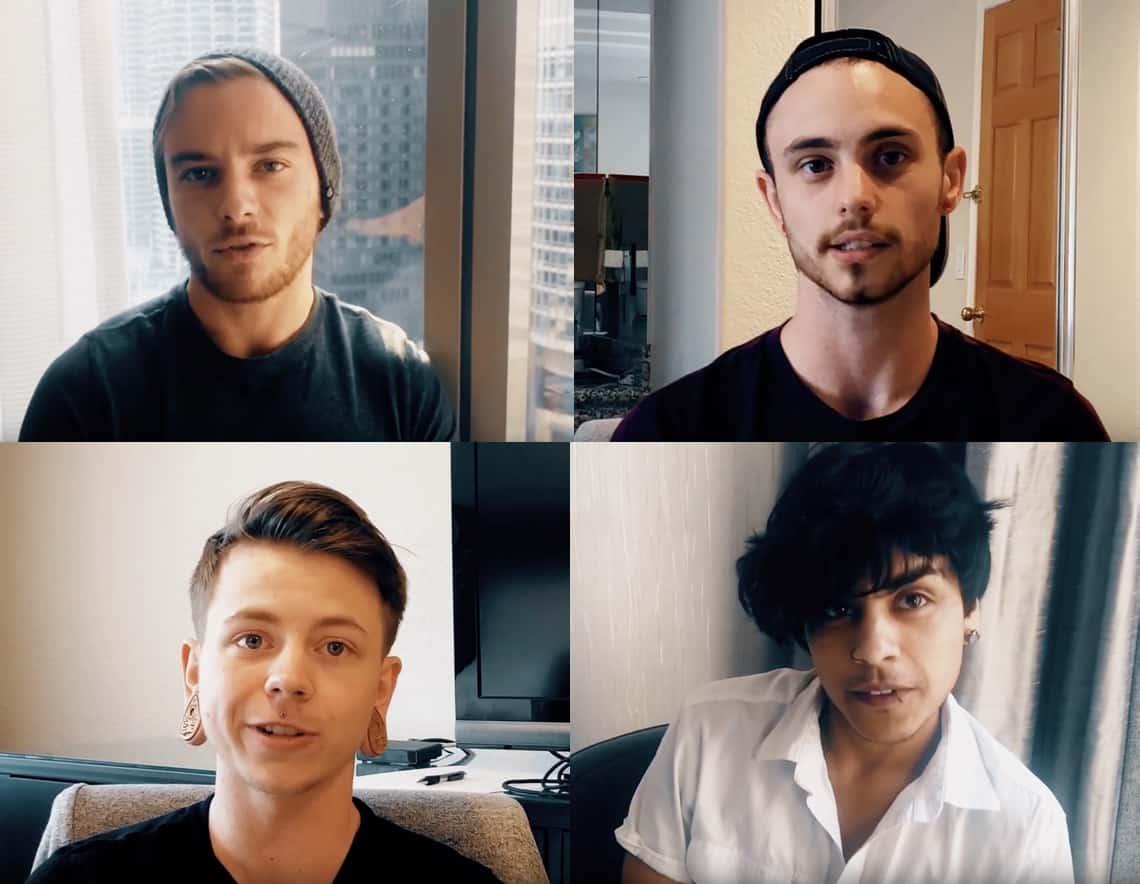 Born Stars transgender boy band