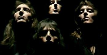 Queen Bohemian Rhapsody most streamed