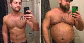 body transformation twink bear