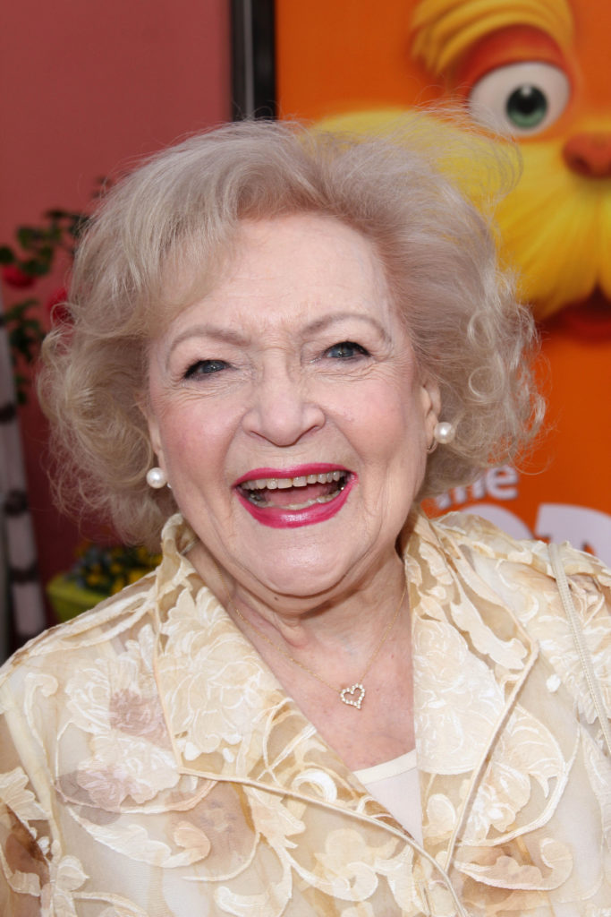 Happy Birthday, Betty White! - Towleroad Gay News
