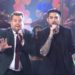 Adam Lambert and James Corden Queen Out in a Musical Recap of the NFL Championship Games: WATCH