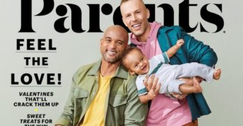 Parents magazine Shaun T