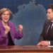 Kate McKinnon's Elizabeth Warren on SNL: 'Bend Over America' I'm the Prostate Exam You Need – WATCH