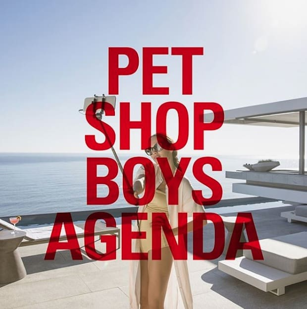 Agenda PEt Shop boys
