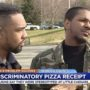 'Little Caesars' Calls Men 'Gay' on Their Pizza Receipt: WATCH