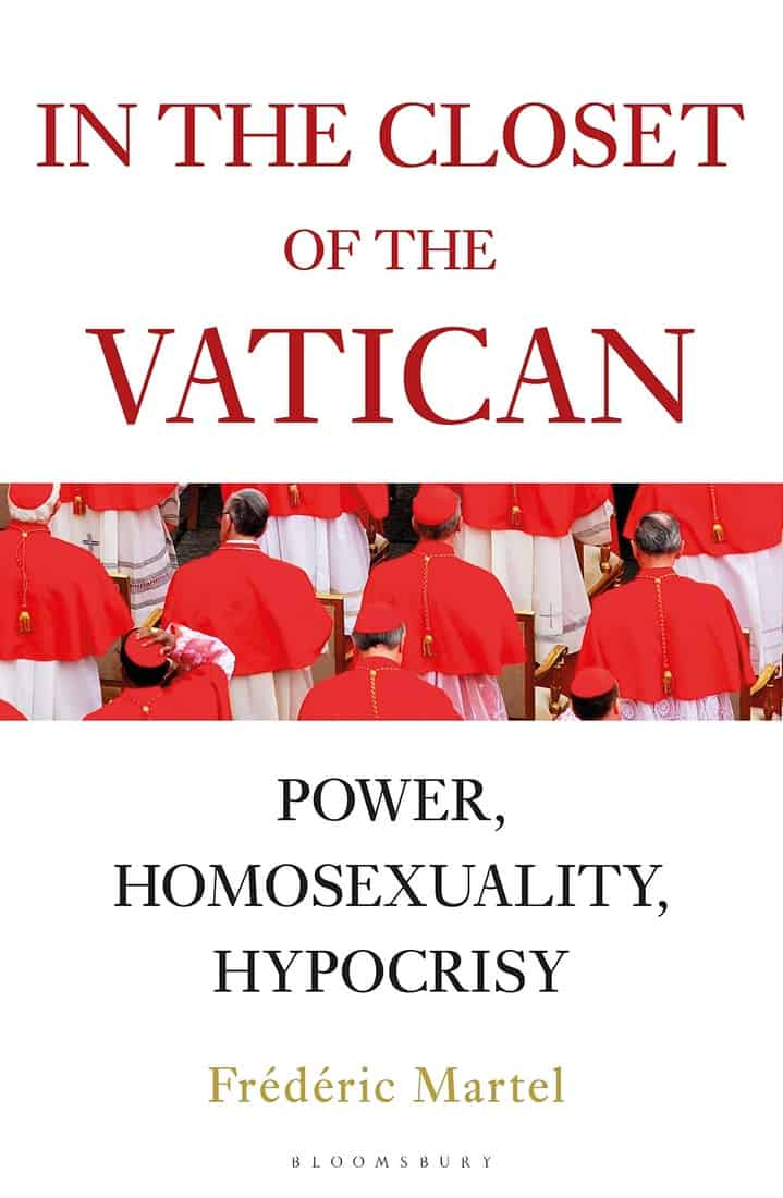 gay priests in the closet of the vatican