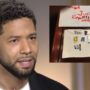 Jussie Smollett Helped Create Threatening Letter: REPORT