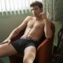 Shawn Mendes Fills Calvin Klein's Iconic Briefs in Break-The-Internet Underwear Campaign