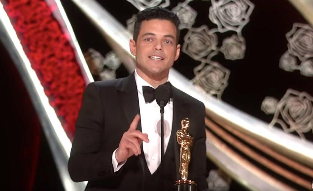 Rami Malek Oscar gay man